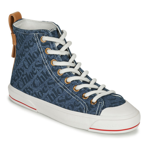 Shoes Women Hi top trainers See by Chloé ARYANA Blue