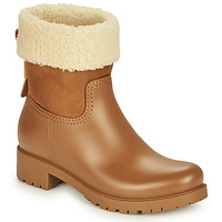 Shoes Women Mid boots See by Chloé JANNET Camel