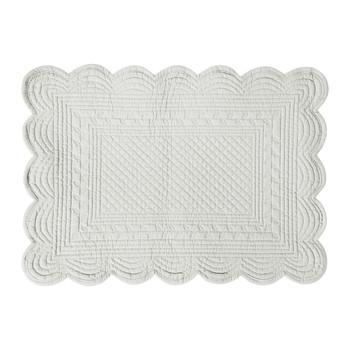 Home Place mat Côté Table BOUTIS Grey / Pearl