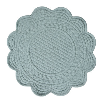 Home Place mat Côté Table BOUTIS Green / Water