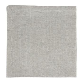 Home Napkin Côté Table VIALACTEA Grey