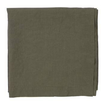 Home Tablecloth Côté Table BASIC Green / Kaki