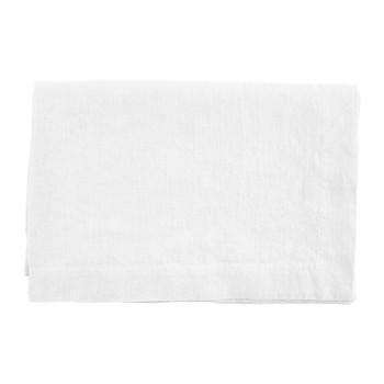 Home Tablecloth Côté Table BASIC White