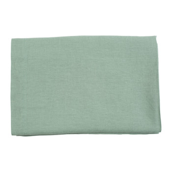 Home Tablecloth Côté Table BASIC Green / Sage