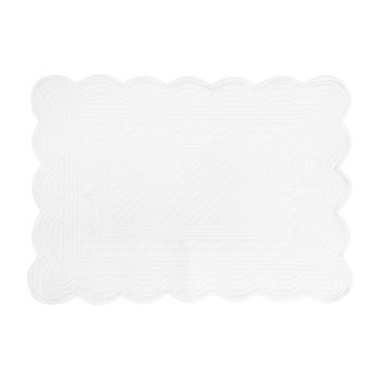 Home Place mat Côté Table BOUTIS White