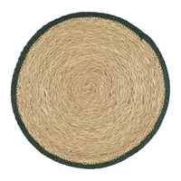 Home Place mat Sema BOHO Green / Dark