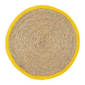Home Place mat Sema BOHO Yellow