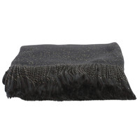 Home Blankets, throws Sema ARTIGE Black