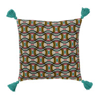 Home Cushions covers Sema AFRIC-VIB Blue
