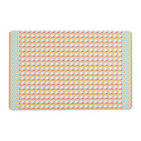 Home Place mat Sema PLACE DU VILLAGE Orange