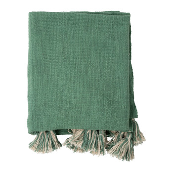 Home Blankets, throws Sema Edoard Green / Water