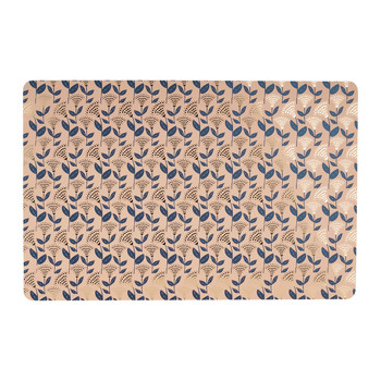 Home Place mat Sema VEG-GIRLY Blue