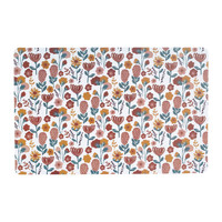 Home Place mat Sema SEVENT'S White