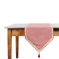 Home Tablecloth Comptoir de famille MAMI Red