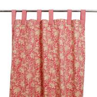 Home Curtains & blinds Comptoir de famille MARGOT Red
