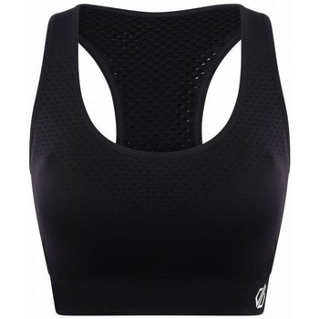 Clothing Women Tops / Blouses Dare 2b DONT SWEAT IT Sports Bra Black