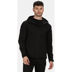 Clothing Men Coats Professional Men's X-Pro Prolite Stretch Softshell Jacket Black