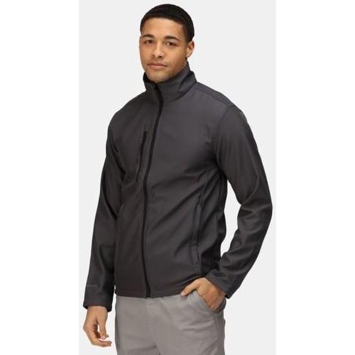 Clothing Men Fleeces Professional Men's Salamba Lightweight Marl Fleece Grey