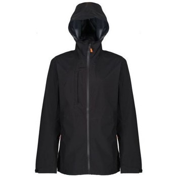 Clothing Men Coats Professional TRIODE II Waterproof Shell Jacket Black