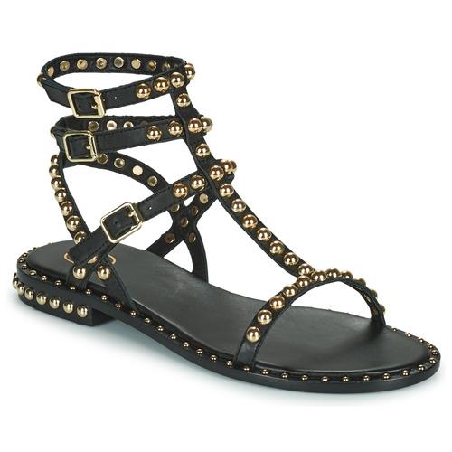 Shoes Women Sandals Ash PLAY  black