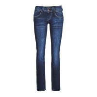 Clothing Women Straight jeans Pepe jeans NEW GEN Blue / Raw / Dh3