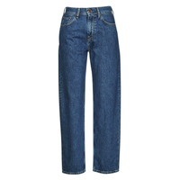 Clothing Women Straight jeans Pepe jeans DOVER Blue / Medium