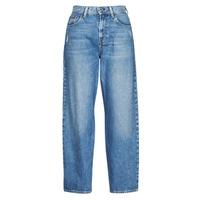 Clothing Women Straight jeans Pepe jeans DOVER Blue / Clear