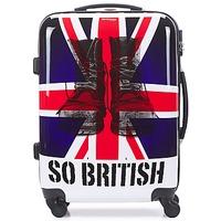 Hard Suitcases David Jones UNION JACK M