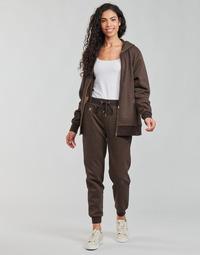 Clothing Women Tracksuit bottoms MICHAEL Michael Kors MK DOT CLSC SPORT JOGGER Brown