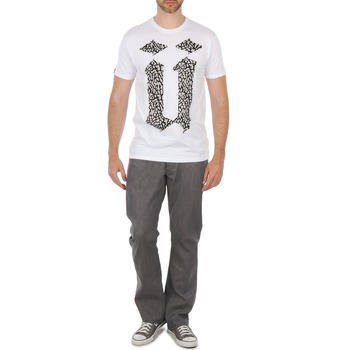 Clothing Men Straight jeans Ünkut TWO Grey