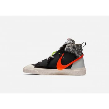 Shoes Hi top trainers Nike Blazer Mid x Readymade Black Black/Vast Grey/Volt/Total Orange