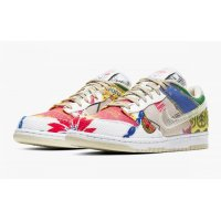 Shoes Low top trainers Nike Dunk Low City Market Multi-Color/Multi-Color