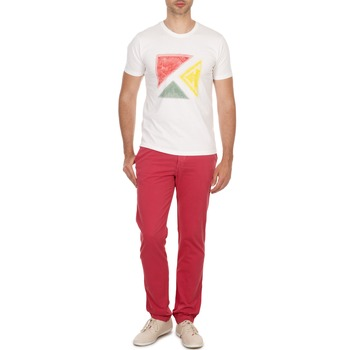 Clothing Men Chinos Kulte PACO Red