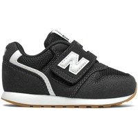 Shoes Children Low top trainers New Balance 996 White, Black