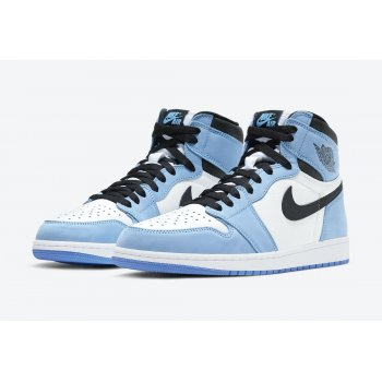 Shoes Hi top trainers Nike Air Jordan 1 High Og University Blue White/University Blue-Black