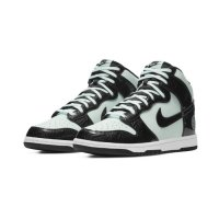 Shoes Hi top trainers Nike Dunk High All Star 2021 Barely Green/Black-White