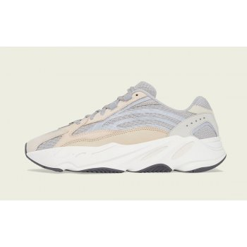Shoes Low top trainers adidas Originals Yeezy Boost 700 V2 Cream Cream/Cream-Cream