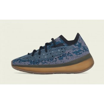 Shoes Low top trainers adidas Originals Yeezy Boost 380 Covellite Covellite/Covellite-Covellite