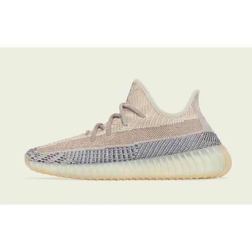 Shoes Low top trainers adidas Originals Yeezy Boost 350 V2 Ash Pearl Ash Pearl/Ash Pearl/Ash Pearl