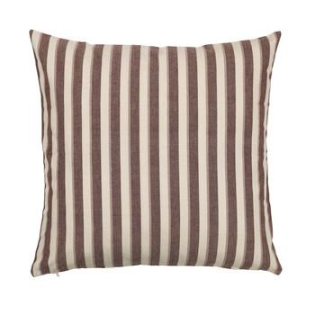 Home Cushions covers Broste Copenhagen CLEO Bordeaux