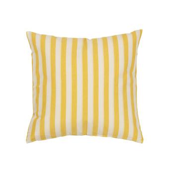 Home Cushions covers Broste Copenhagen CLEO Yellow