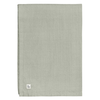 Home Tablecloth Broste Copenhagen WILLE Grey / Pearl