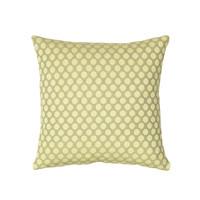 Home Cushions covers Broste Copenhagen SUNE Yellow / Pale