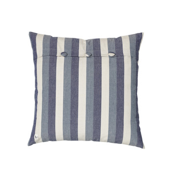 Home Cushions covers Broste Copenhagen AVA Blue