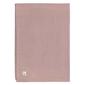 Home Tablecloth Broste Copenhagen WILLE Pink
