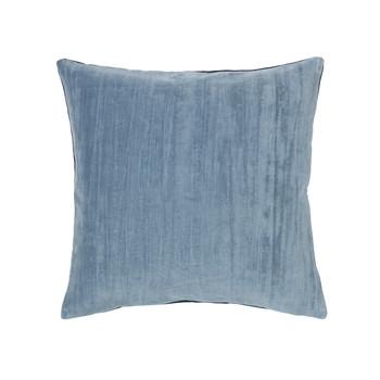 Home Cushions covers Broste Copenhagen HJALTE Blue / Mirage