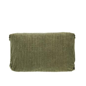 Home Cushions covers Broste Copenhagen THOR Kaki