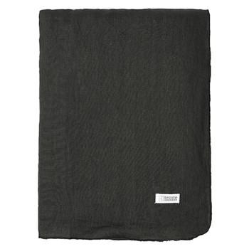 Home Tablecloth Broste Copenhagen GRACIE Black