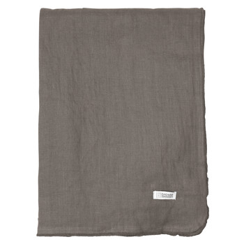 Home Tablecloth Broste Copenhagen GRACIE Grey