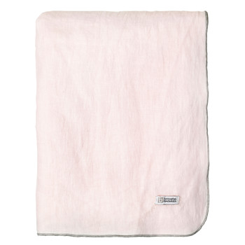Home Tablecloth Broste Copenhagen GRACIE Pink / Pale
